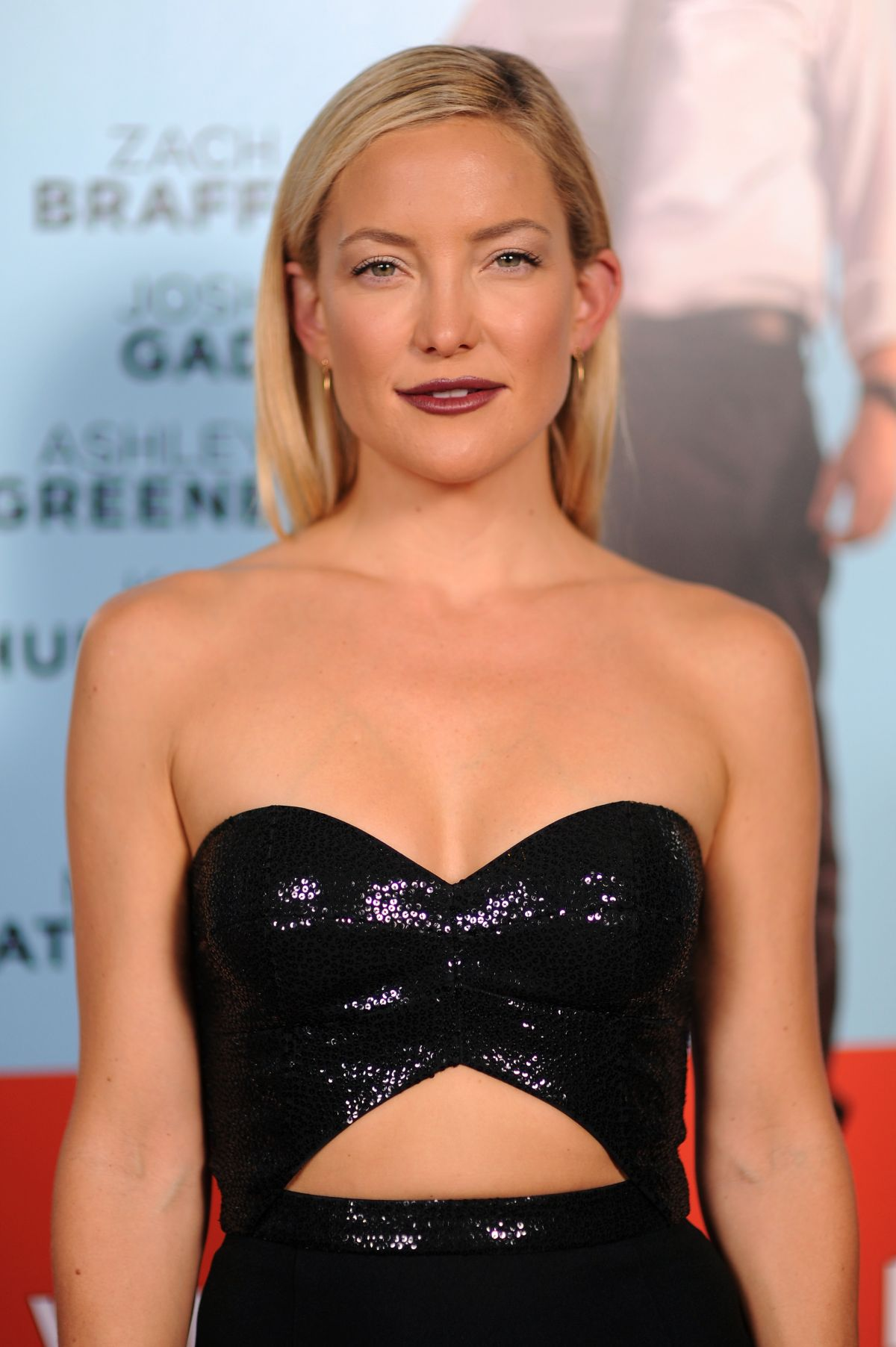 KATE HUDSON at Wish I Was Here Premiere in New York