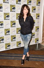 KATEY SAGAL at Sons of Anarchy panel at Comic-con in San Diego