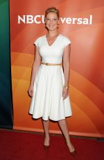KATHERINE HEIGL at NBCuniversal 2014 TCA Summer Tour