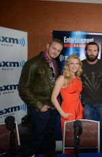 KATHERYN WINNICK at SiriusXM Broadcasts from Comic-con