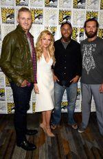 KATHERYN WINNICK at Vikings Panel at Comic-con 2014 in San Diego