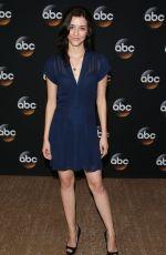 KATIE FINDLAY at Disney 2014 TCA Summer Tour
