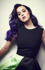 KATY PERRY - Hollywood Reporter Photoshoot
