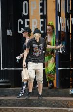 KATY PERRY Out and About in New York 2307