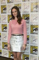 KAYA SCODELARIO at 20th Century Fox Panel at Comic-con in San Diego