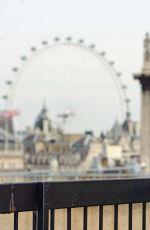 KEIRA KNIGHTLEY at Begin Again Photocall in London