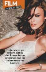 KEIRA KNIGHTLEY in Veronica Magazine Issue 27th