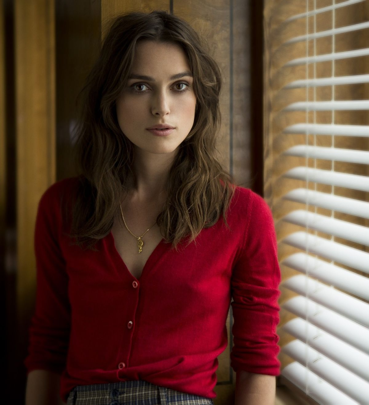 KEIRA KNIGHTLEY - Time Out Photoshoot