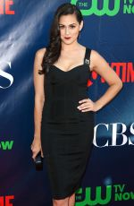 KELEN COLEMAN at CBS 2014 TCA Summer Tour