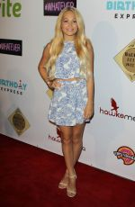 KELLI BERGLUND at Madison Pettis Sweet 16 Birthday Party in Hollywood