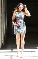 KELLY BROOK iOut and Abiut in Los Angeles
