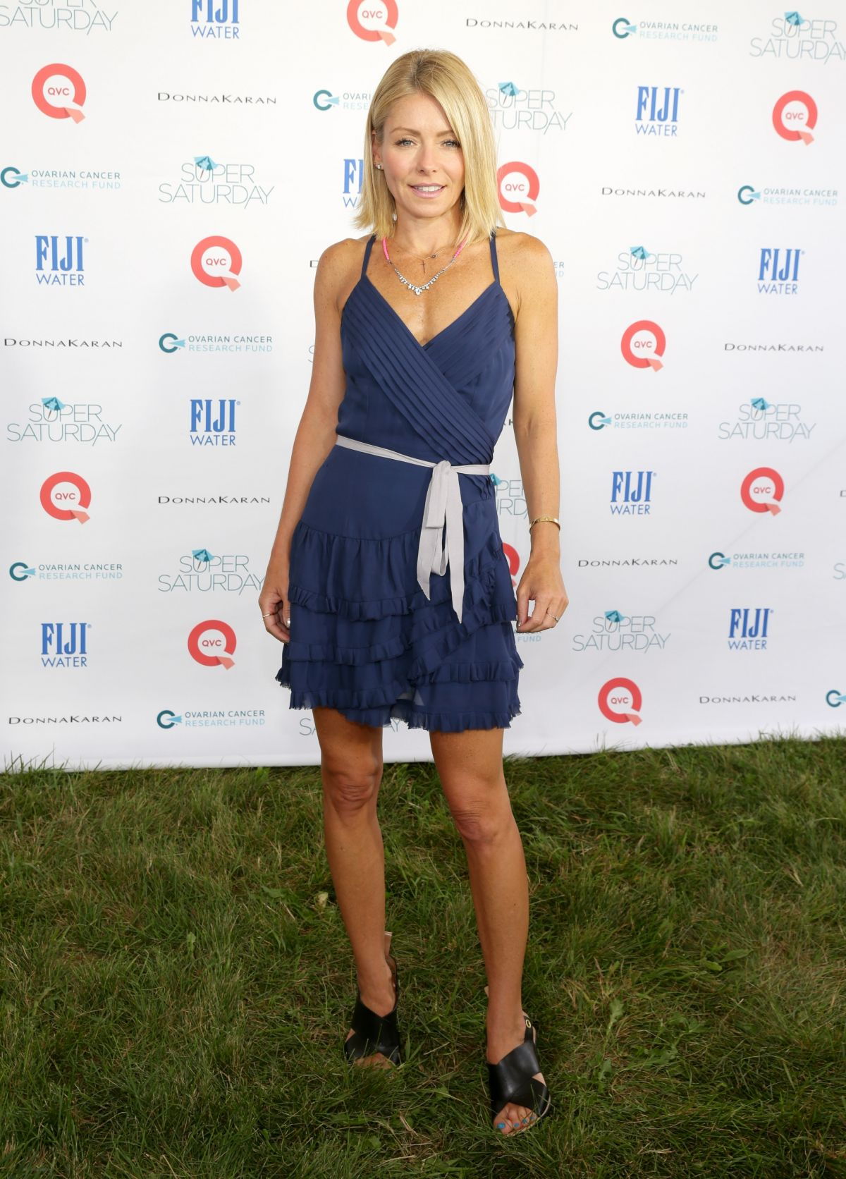 KELLY RIPA at OCRF