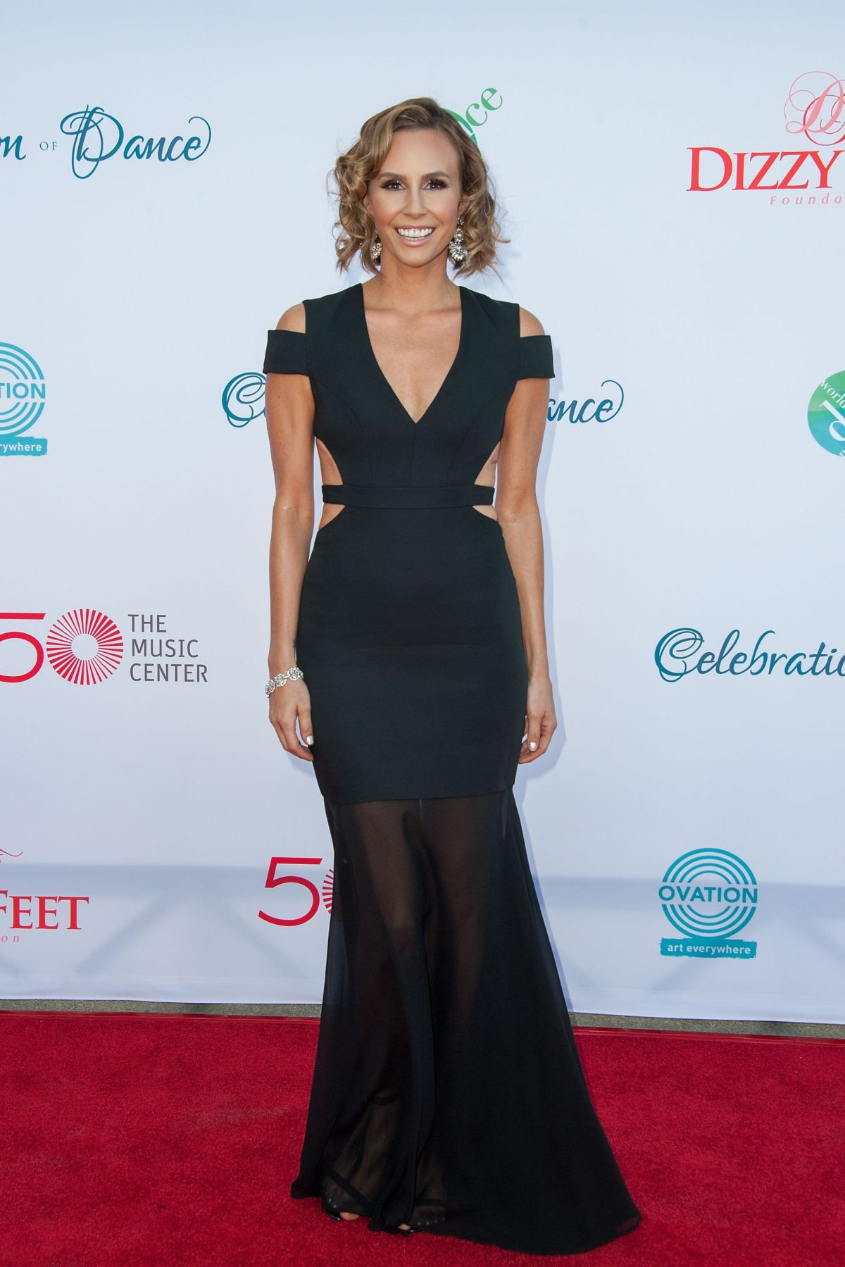 KELTIE KNIGHT at Celebration of Dance Gala
