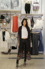 KENDALL and KYLIE JENNER at Pacsun Collection Launch