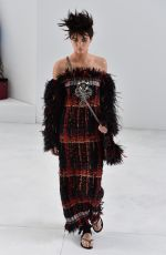 KENDALL JENNER at Chanel Haute Couture Runway in Paris