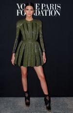 KENDALL JENNER at Vogue Foundation Gala Dinner