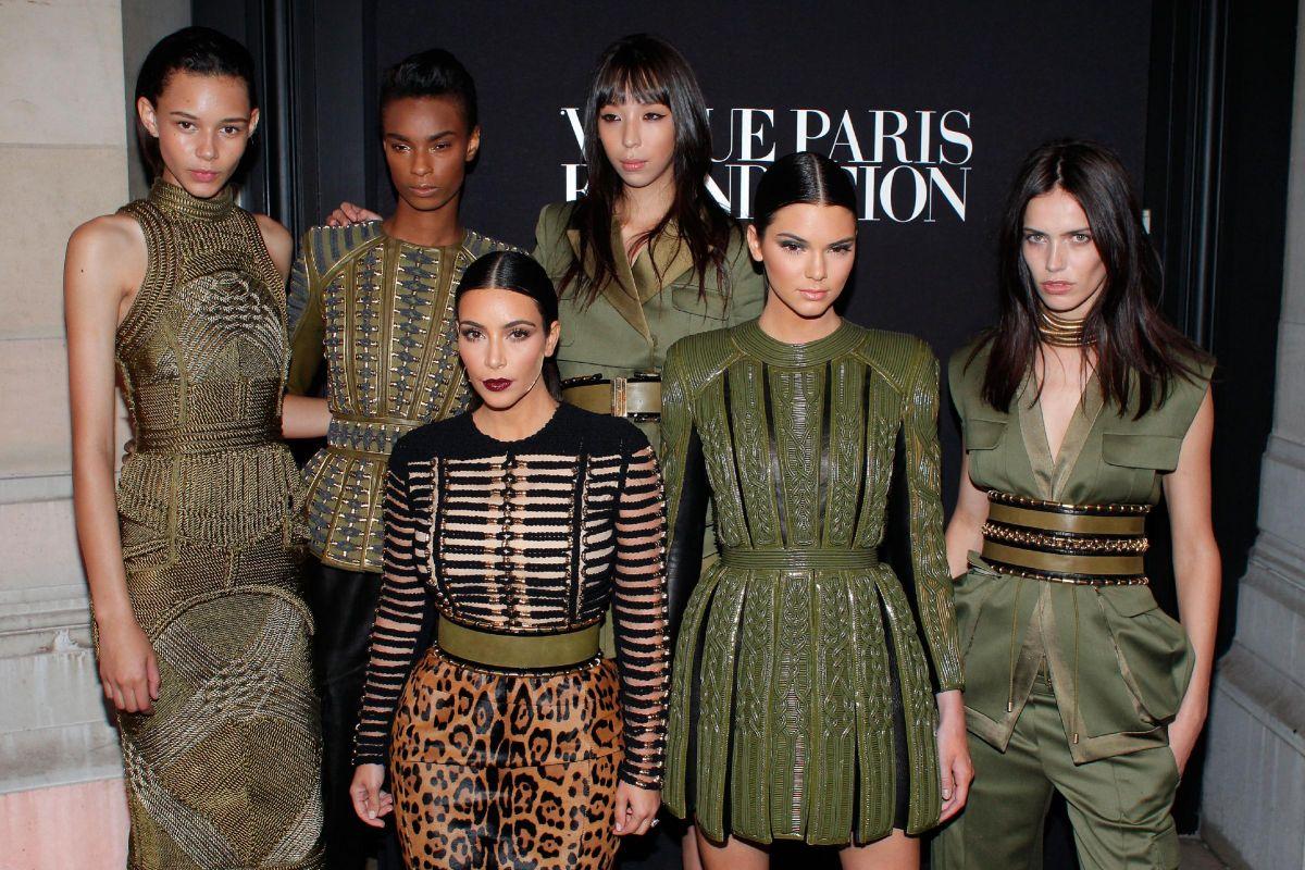 f0da8f50d88 KIM KARDASHIAN at Vogue Foundation Gala – HawtCelebs