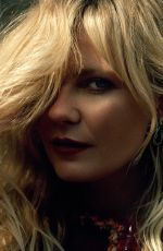 KIRSTEN DUNST in Flaunt Magazine, July 2014 Issue