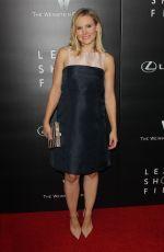 KRISTEN BELL at Lexus Short Films Premiere in Los Angeles