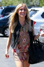 KRISTIN CAVALLARI Out Shopping in Beverly Hills