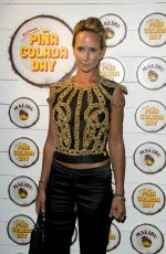 LADY VICTORIA HERVEY at Malibu Rumpina Colada Party