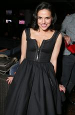 LANA PARRILLA at Entertainment Weekly's Comic-con Celebration