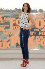 LAUREN COHAN at Fox International Comic-con Breakfast in San Diego