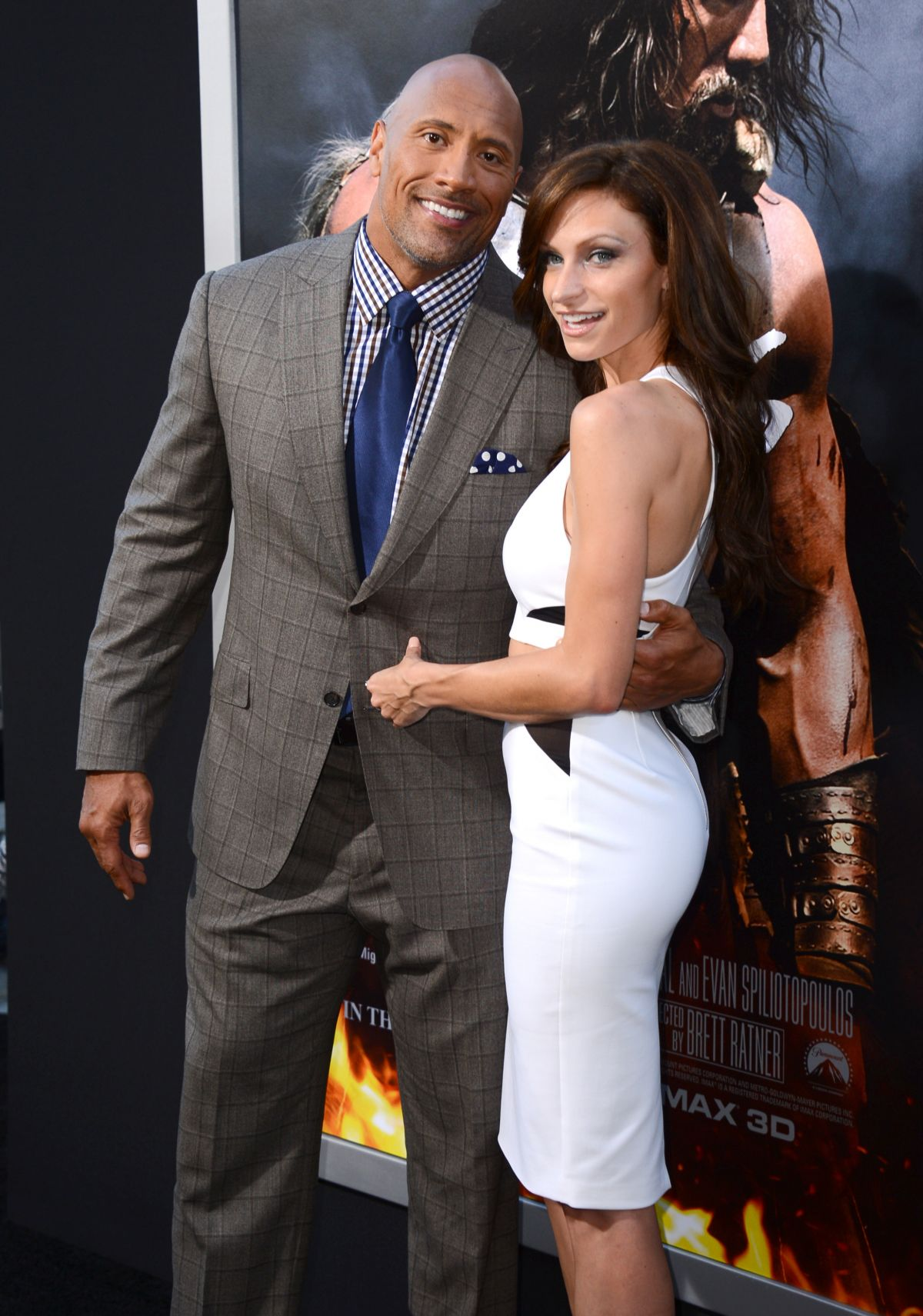 LAUREN HASHIAN at Hercules Premiere in Los Angeles
