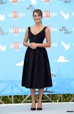 LEA MICHELE at 2014 Giffoni Film Festival in Italy