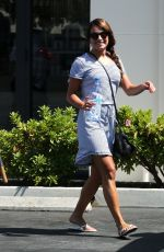 LEA MICHELE Out and About in Hollywod 0407