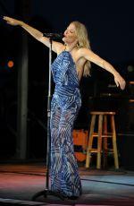 LEANN RIMES Performs at the Mardi Gras Casino in Hallandale