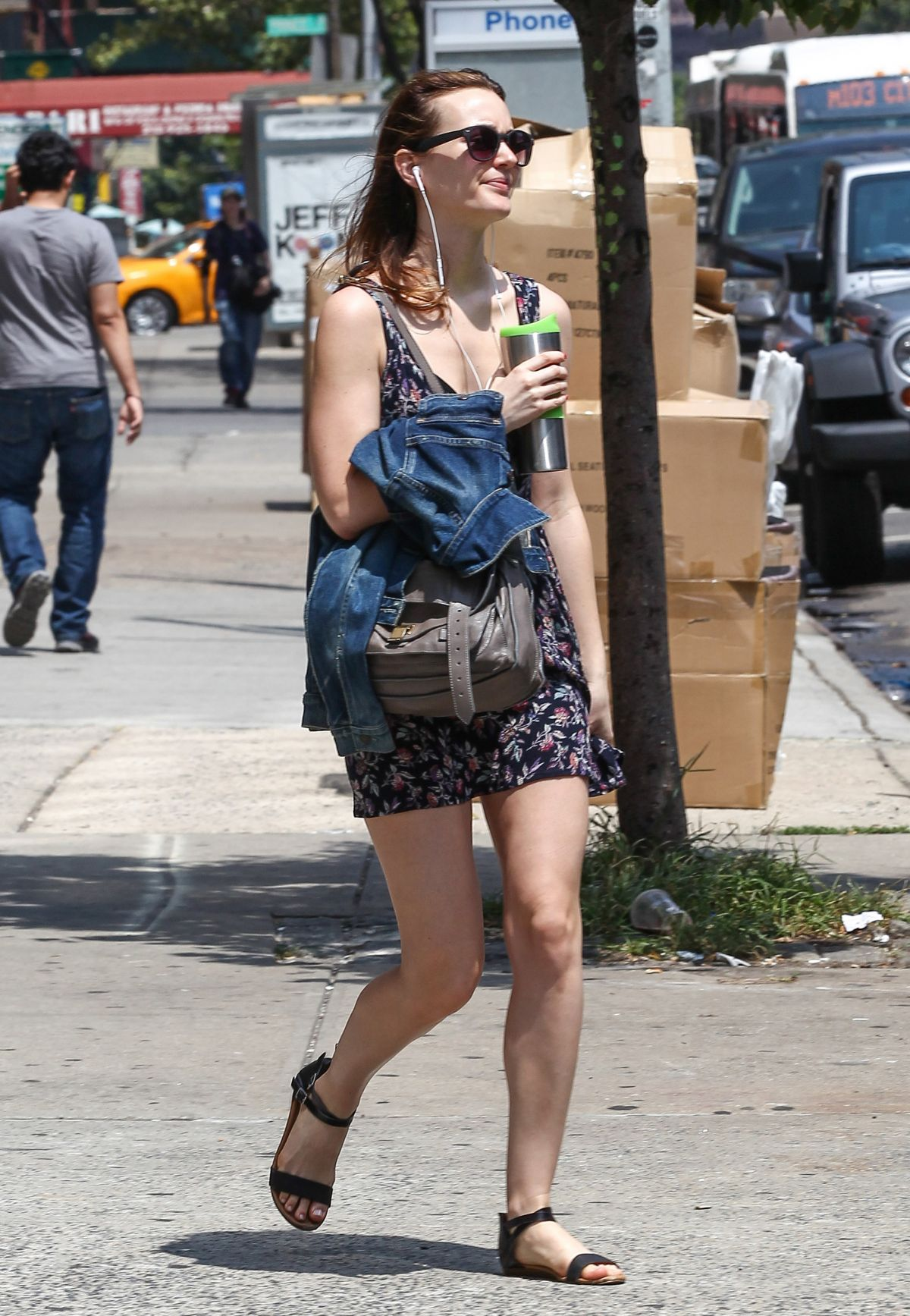 LEIGHTON MEESTER Out and About in New York
