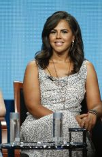 LEONORA CRICHLOW at NBCuniversal 2014 TCA Summer Tour