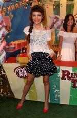 LESLIE GRACE at Premios Juventud 2014 in Coral Gables