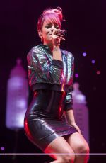 LILY ALLEN Performs at Hurricane Festival in Germany