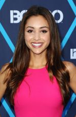 LINDSEY MORGAN at Young Hollywood Awards 2014 in Los Angeles