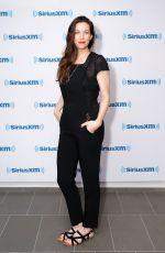 LIV TYLER at SiriusXM Studio in New York
