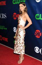 LIZZY CAPLAN at CBS 2014 TCA Summer Press Tour