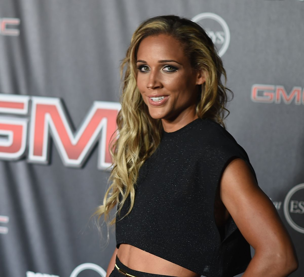 LOLO JONES at ESPN Presents Body at ESPYS