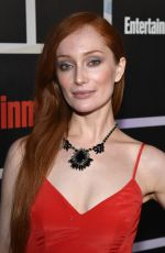LOTTE VERBEEK at Entertainment Weekly's Comic-con Celebration
