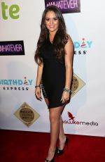 MADISON PETTIS at Her Sweet 16 Birthday Party in Hollywood