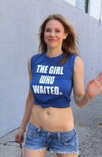 MAITLAND WARD in Daisy Dukes Out in Hollywood