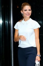 MARIA MENOUNOS Out and About in New York 1607