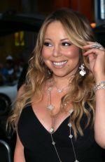 MARIAH CAREY at Hercules Premiere in Los Angeles
