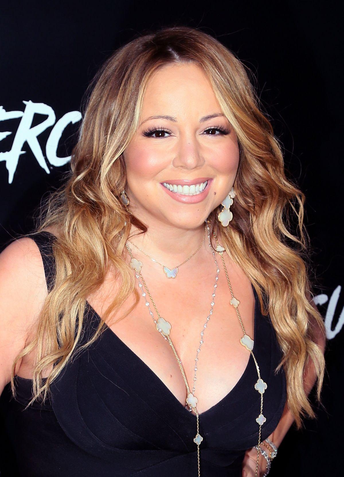 MARIAH CAREY at Hercules Premiere in Los Angeles - HawtCelebs ... Mariah Carey