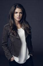MARIE AVGEROPOULOS at The 100 Season Pne Promos