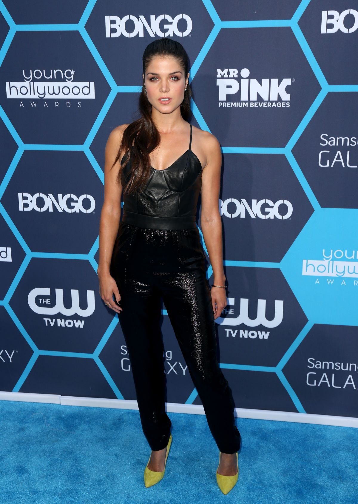 MARIE AVGEROPOULOS at Young Hollywood Awards 2014 in Los Angeles
