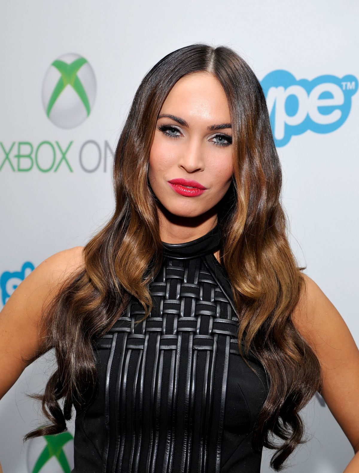MEGAN FOX at Microsoft VIP Lounge at The Hard Rock Cafe in San Diego