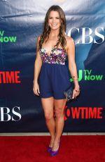 MELISSA CLAIRE EGAN at CBS 2014 TCA Summer Tour