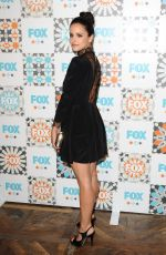 MELISSA FUMERO at Fox Summer TCA All-star Party in West Hollywood